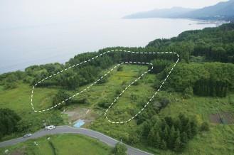 史跡垣ノ島遺跡